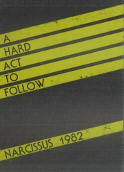 Peru High School - Narcissus Yearbook (Peru, IN) online yearbook collection, 1982 Edition, Page 1