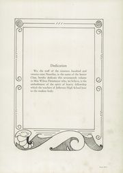 Page 9, 1929 Edition, Jefferson High School - Nautilus Yearbook (Lafayette, IN) online yearbook collection