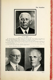 Page 11, 1931 Edition, Jefferson High School - Nautilus Yearbook (Lafayette, IN) online yearbook collection