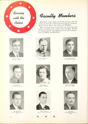 Page 14, 1943 Edition, Jefferson High School - Nautilus Yearbook (Lafayette, IN) online yearbook collection