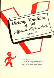 Page 5, 1943 Edition, Jefferson High School - Nautilus Yearbook (Lafayette, IN) online yearbook collection
