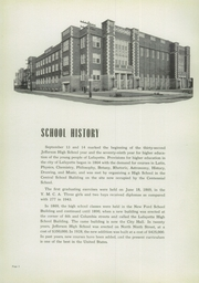 Page 6, 1944 Edition, Jefferson High School - Nautilus Yearbook (Lafayette, IN) online yearbook collection