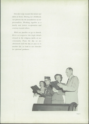 Page 11, 1952 Edition, Jefferson High School - Nautilus Yearbook (Lafayette, IN) online yearbook collection
