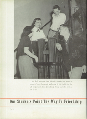 Page 14, 1952 Edition, Jefferson High School - Nautilus Yearbook (Lafayette, IN) online yearbook collection