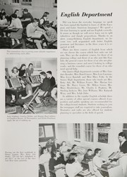Page 13, 1957 Edition, Jefferson High School - Nautilus Yearbook (Lafayette, IN) online yearbook collection