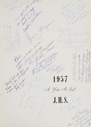 Page 5, 1957 Edition, Jefferson High School - Nautilus Yearbook (Lafayette, IN) online yearbook collection