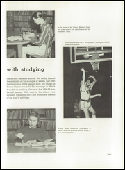 Page 13, 1959 Edition, Jefferson High School - Nautilus Yearbook (Lafayette, IN) online yearbook collection