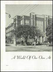 Page 6, 1959 Edition, Jefferson High School - Nautilus Yearbook (Lafayette, IN) online yearbook collection