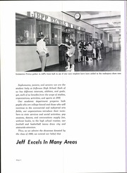 Page 8, 1962 Edition, Jefferson High School - Nautilus Yearbook (Lafayette, IN) online yearbook collection