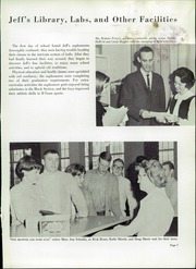 Page 11, 1965 Edition, Jefferson High School - Nautilus Yearbook (Lafayette, IN) online yearbook collection