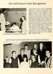 Page 10, 1967 Edition, Jefferson High School - Nautilus Yearbook (Lafayette, IN) online yearbook collection