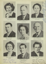Page 16, 1947 Edition, Nevada High School - Nevamo Yearbook (Nevada, MO) online yearbook collection