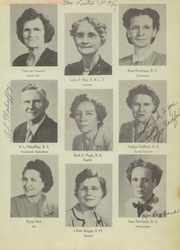 Page 17, 1947 Edition, Nevada High School - Nevamo Yearbook (Nevada, MO) online yearbook collection