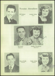 Page 10, 1950 Edition, Nevada High School - Nevamo Yearbook (Nevada, MO) online yearbook collection