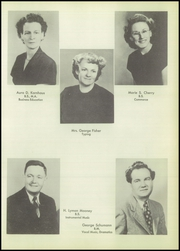 Page 17, 1950 Edition, Nevada High School - Nevamo Yearbook (Nevada, MO) online yearbook collection