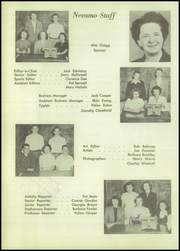 Page 6, 1950 Edition, Nevada High School - Nevamo Yearbook (Nevada, MO) online yearbook collection