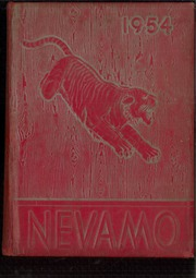 Page 1, 1954 Edition, Nevada High School - Nevamo Yearbook (Nevada, MO) online yearbook collection