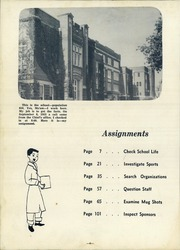 Page 10, 1954 Edition, Nevada High School - Nevamo Yearbook (Nevada, MO) online yearbook collection