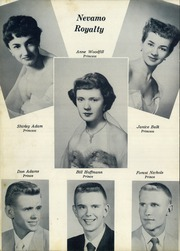 Page 14, 1954 Edition, Nevada High School - Nevamo Yearbook (Nevada, MO) online yearbook collection