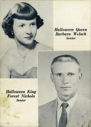Page 16, 1954 Edition, Nevada High School - Nevamo Yearbook (Nevada, MO) online yearbook collection