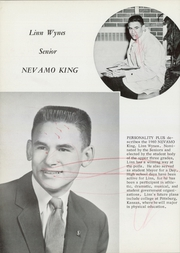 Page 14, 1960 Edition, Nevada High School - Nevamo Yearbook (Nevada, MO) online yearbook collection