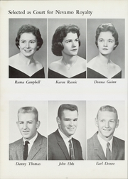 Page 16, 1960 Edition, Nevada High School - Nevamo Yearbook (Nevada, MO) online yearbook collection