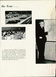 Page 13, 1966 Edition, Nevada High School - Nevamo Yearbook (Nevada, MO) online yearbook collection