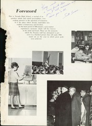 Page 6, 1966 Edition, Nevada High School - Nevamo Yearbook (Nevada, MO) online yearbook collection