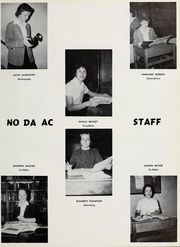 Page 13, 1960 Edition, Notre Dame Academy - No Da Ac Yearbook (Waterdown, Ontario Canada) online yearbook collection