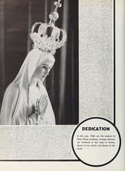 Page 6, 1960 Edition, Notre Dame Academy - No Da Ac Yearbook (Waterdown, Ontario Canada) online yearbook collection