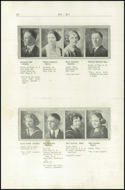 Page 12, 1922 Edition, Sault Ste Marie High School - Northern Light Yearbook (Sault Ste Marie, MI) online yearbook collection