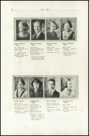 Page 14, 1922 Edition, Sault Ste Marie High School - Northern Light Yearbook (Sault Ste Marie, MI) online yearbook collection