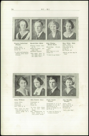 Page 16, 1922 Edition, Sault Ste Marie High School - Northern Light Yearbook (Sault Ste Marie, MI) online yearbook collection