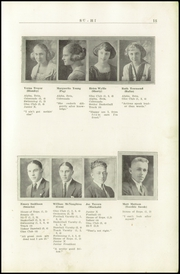 Page 17, 1922 Edition, Sault Ste Marie High School - Northern Light Yearbook (Sault Ste Marie, MI) online yearbook collection