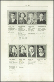 Page 8, 1922 Edition, Sault Ste Marie High School - Northern Light Yearbook (Sault Ste Marie, MI) online yearbook collection