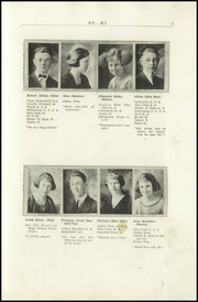 Page 9, 1922 Edition, Sault Ste Marie High School - Northern Light Yearbook (Sault Ste Marie, MI) online yearbook collection