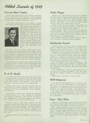 Page 6, 1939 Edition, Sault Ste Marie High School - Northern Light Yearbook (Sault Ste Marie, MI) online yearbook collection