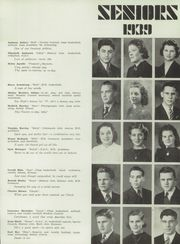 Page 7, 1939 Edition, Sault Ste Marie High School - Northern Light Yearbook (Sault Ste Marie, MI) online yearbook collection