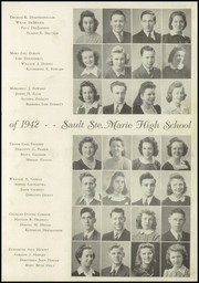 Page 7, 1942 Edition, Sault Ste Marie High School - Northern Light Yearbook (Sault Ste Marie, MI) online yearbook collection