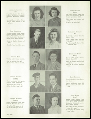 Page 11, 1945 Edition, Sault Ste Marie High School - Northern Light Yearbook (Sault Ste Marie, MI) online yearbook collection