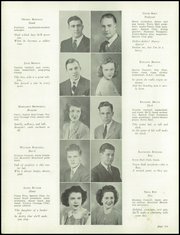 Page 12, 1945 Edition, Sault Ste Marie High School - Northern Light Yearbook (Sault Ste Marie, MI) online yearbook collection
