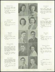 Page 14, 1945 Edition, Sault Ste Marie High School - Northern Light Yearbook (Sault Ste Marie, MI) online yearbook collection