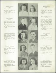Page 17, 1945 Edition, Sault Ste Marie High School - Northern Light Yearbook (Sault Ste Marie, MI) online yearbook collection