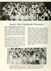 Page 16, 1960 Edition, Sault Ste Marie High School - Northern Light Yearbook (Sault Ste Marie, MI) online yearbook collection