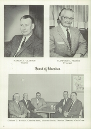 Page 10, 1959 Edition, Eaton High School - Norseman Yearbook (Eaton, IN) online yearbook collection