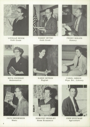 Page 12, 1959 Edition, Eaton High School - Norseman Yearbook (Eaton, IN) online yearbook collection