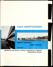 Page 5, 1963 Edition, North Central High School - Northerner Yearbook (Indianapolis, IN) online yearbook collection