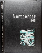 Page 1, 1965 Edition, North Central High School - Northerner Yearbook (Indianapolis, IN) online yearbook collection