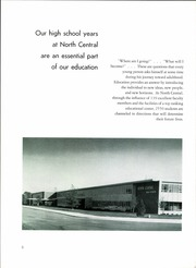 Page 10, 1965 Edition, North Central High School - Northerner Yearbook (Indianapolis, IN) online yearbook collection
