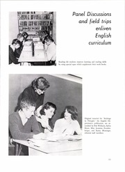 Page 15, 1965 Edition, North Central High School - Northerner Yearbook (Indianapolis, IN) online yearbook collection